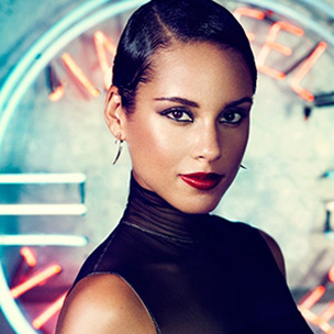 "Alicia Keys ""Girl On Fire"" Tracklist & Cover Art"