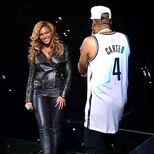 Jay-Z Brings Out Beyonce At Final Barclays Center Show