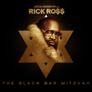 Rick Ross - The Black Bar Mitzvah (Mixtape Review)