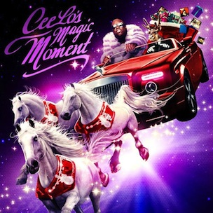 "Cee-Lo Green ""Cee-Lo's Magic Moment"" Tracklist & Cover Art"