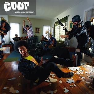 "The Coup ""Sorry To Bother You"" Album Stream"