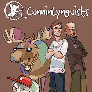 CunninLynguists Announce Canadian Tour Dates