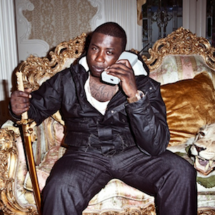 Gucci Mane Hopes To Release 10 Albums In 2013