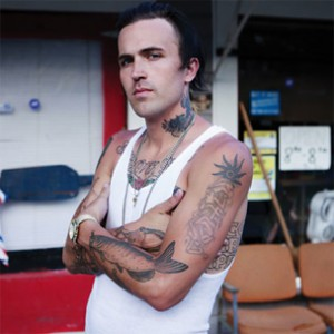 "Yelawolf & Travis Barker ""Psycho White"" EP Stream"