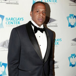 "Jay-Z Performs ""Dead Presidents"" & ""Can I Live?"" At Barclays Center"