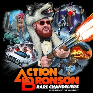 Mixtape Release Dates: Action Bronson & Alchemist, B.o.B., Joe Budden, Nipsey Hussle