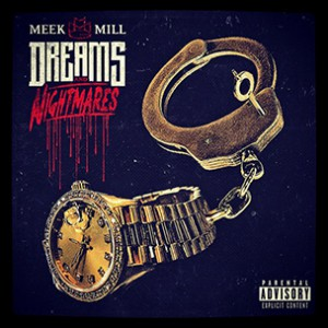 "Meek Mill's ""Dreams & Nightmares"" Debuts At No. 2"