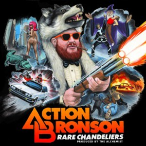 Action Bronson & Alchemist f. Big Twin & Sean Price - Blood of The Goat