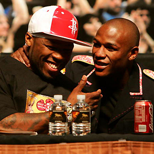 50 Cent And Floyd Mayweather Exchange Insults On Twitter