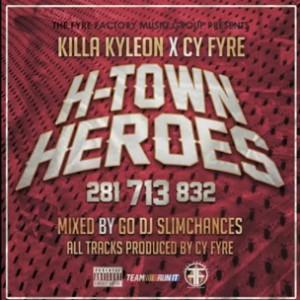 Killa Kyleon & Cy Fyre - La La