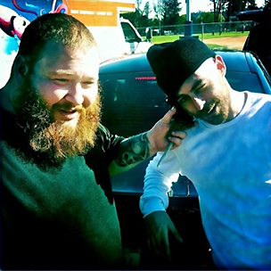 "Action Bronson Says He And The Alchemist Recorded Over Forty Songs For ""Rare Chandeliers"""
