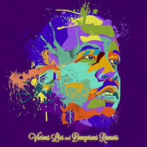 "Big Boi ""Vicious Lies And Dangerous Rumors"" Tracklist & Cover Art"