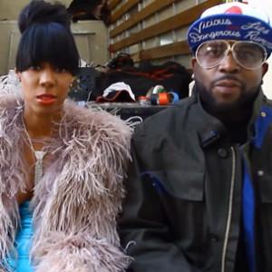 "Big Boi f. Kelly Rowland - ""Mama Told Me"""