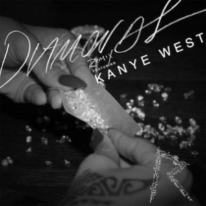 Rihanna f. Kanye West - Diamonds Remix