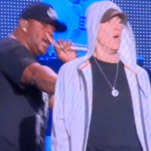 "Eminem & Mr. Porter - ""Won't Back Down [Abu Dhabi Performance]"""