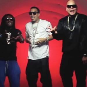 "Fat Joe f. Lil Wayne, DJ Khaled, A$AP Rocky & French Montana - ""Yellow Tape"""