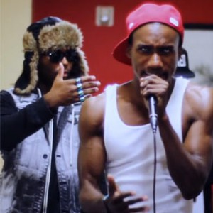 "Hopsin, Jarren Benton, Dizzy Wright & SwizZz  - ""Funk Volume/Team Backpack Cypher pt.3"""