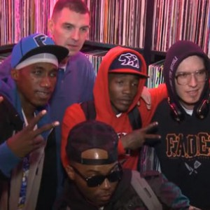 "Hopsin, Dizzy Wright & Jarren Benton - ""Survival Of The Fittest [Tim Westwood Freestyle]"""
