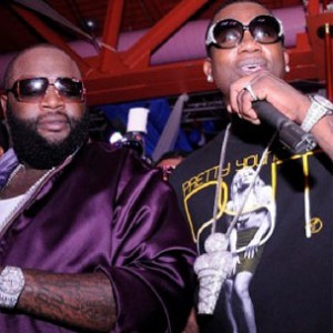 "Gucci Mane f. Rick Ross - ""Respect Me"""