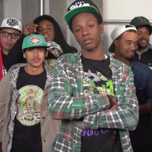 "Joey Bada$$ - ""Waves [Boiler Room Performance]"""