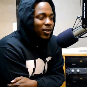 "Kendrick Lamar - ""The Watcher [Freestyle]"""