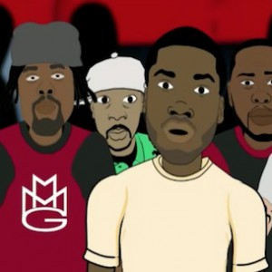 Cassidy vs. Meek Mill - Animated Pardody Battle