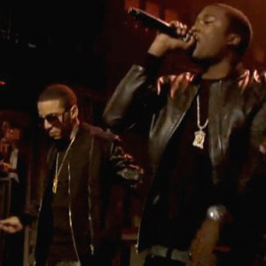 "Meek Mill f. The Roots, Funkmaster Flex & Kirko Bangz - ""Young And Gettin' It [Fallon Performance]"""
