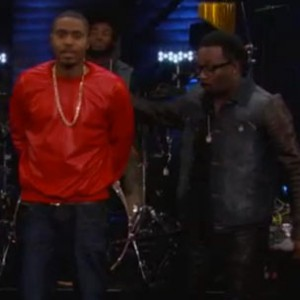 "Nas f. Anthony Hamilton - ""World's An Addiction [Conan Performance]"""