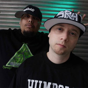 Potluck f. Twiztid, Hed PE & Lil Wyte - Abominationz Tour Diary pt.1