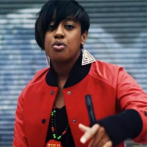 "Rapsody f. Heather Victoria & The Soul Council - ""The Drums"""