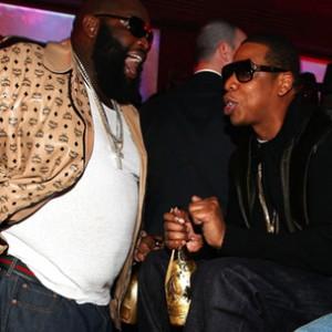 Rick Ross, Trey Songz & Jay-Z - Lay Up Remix