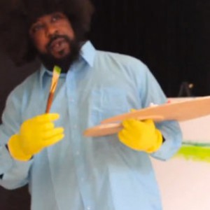 "Sean Price  - ""The Joy of Painting With Sean Ross"""