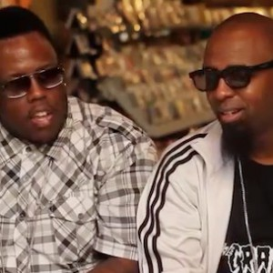 Krizz Kaliko & Tech N9ne - Laugh About Illuminati Reports, The IRS, & Walmart Groupies