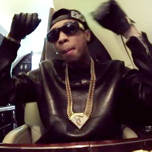 """Tyga - """"All Gold Everything"""""""