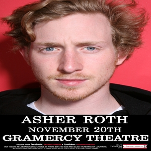 Asher Roth Concert Ticket Giveaway