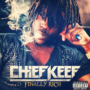 "Chief Keef ""Finally Rich"" Tracklist, Cover Art & Snippets"