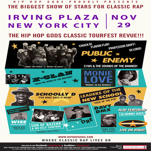 Public Enemy Concert Ticket Giveaway
