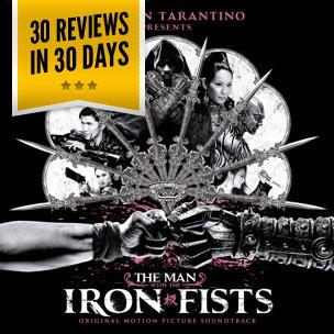 RZA  - The Man With The Iron Fists (OST)