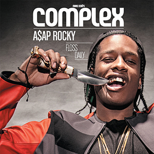 "A$AP Rocky Covers Complex, Calls SpaceGhostPurrp ""Racist"" & ""Bipolar"""
