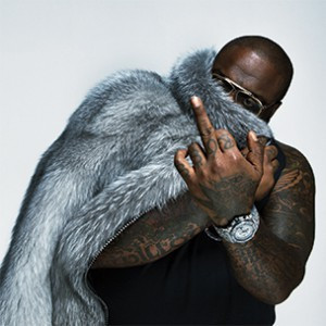 "GQ Magazine Names Rick Ross ""Bawse Of The Year"""