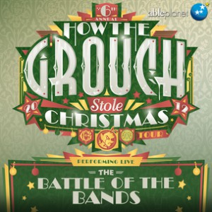 How The Grouch Stole Christmas Contest