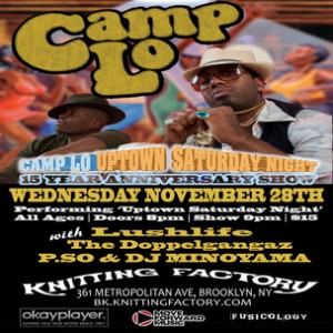 Camp Lo Concert Ticket Giveaway