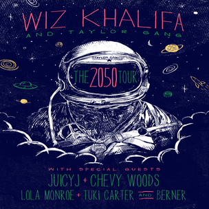 Wiz Khalifa Concert Ticket Giveaway