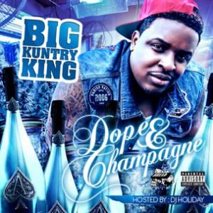Big Kuntry King f. Curren$y - Hundreds