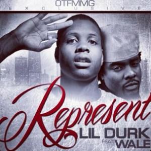 Lil Durk f. Wale - Represent