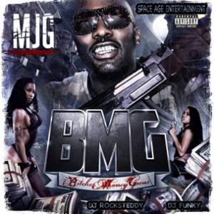 MJG f. TMack & Young Buck - By Myself