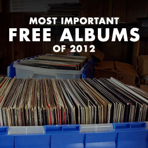 The Most Important Free Albums Of 2012