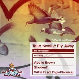 Talib Kweli f. Apollo Brown - Fly Away Remix