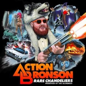 Action Bronson & Alchemist - Fiends Jean Jacket