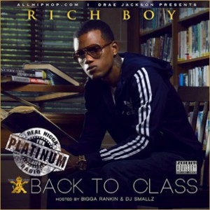 Rich Boy - Glasses In The Air